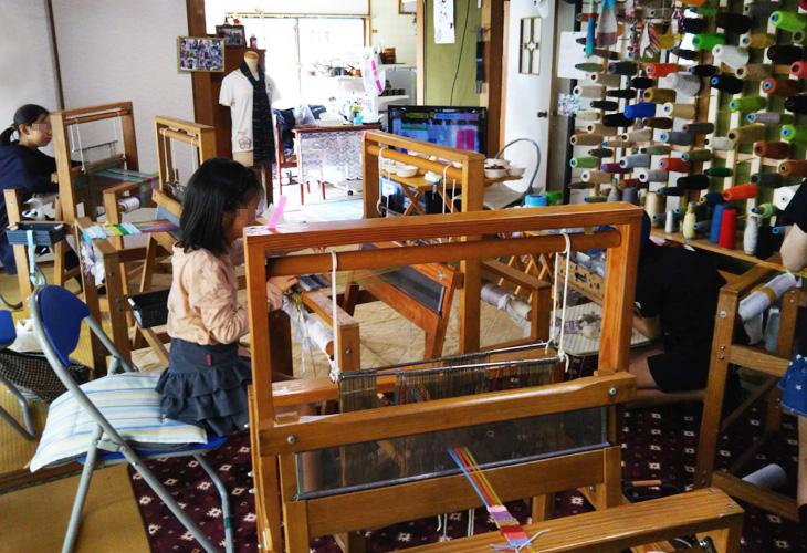 手織り工房わくわく本舗