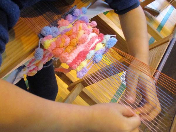 手織り工房わくわく本舗・織物体験教室
